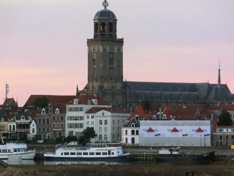 Achter de muren Duimpoort Deventer