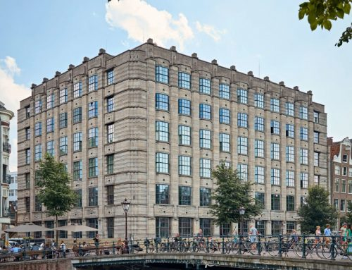 Bungehuis Soho House Amsterdam (2018)