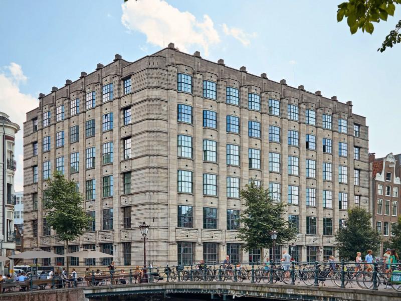 Bungehuis Amsterdam