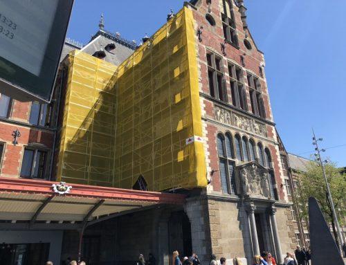 Koninklijke Wachtkamer, CS Amsterdam (2018)
