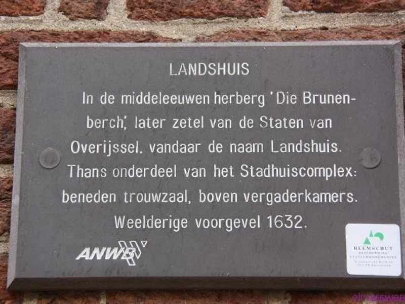 Landshuis Deventer