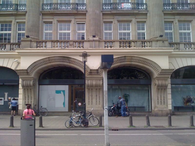 Hirschgebouw Amsterdam